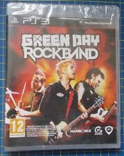 Green Day: Rockband (PS3) Sony PlayStation 3 PS3 Brand New SEALED
