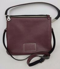 Marc by Marc Jacobs Cardamom Multi Burgundy Wine Leather Ligero Shoulder Bag