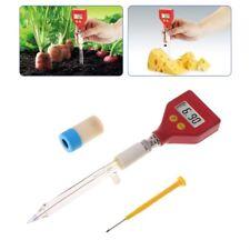 PH-98108 pH Meter Sharp glass Electrode for Water Food Cheese Milk Soil pH Test