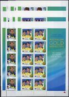 Australien Australia 2000 Olympiade Sydney 1973-1988 II Offset Kleinbögen MNH