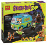 305PCs Compatible Scooby Doo Mystery Machine Bus Building Bricks Pack Kids Gift