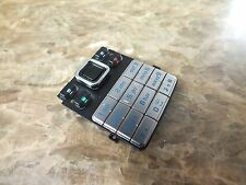 100% Original NOKIA 6300 Tastatur Keymat Assy Latin Gehäuse Cover Case NEU
