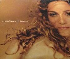 Madonna Frozen Remixes Card Sleeve CD Single Rare 1998 Ray Of Light Warner Bros