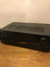 Pioneer Sx-255R Am Fm Cd Tape Dvd Phono Receiver 100 Watts Per Channel