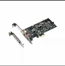 Asus XONAR SE 5.1 Channel PCI Express Gaming Sound Card