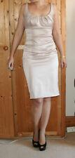 Diseñador Suzi Chin For Maggy Boutique impresionante vestido sexy ajustado Talla Reino Unido 8, 8-10