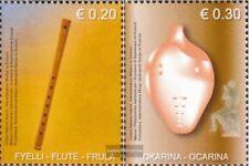 Kosovo (UN-verwaltung) 20-21 (kompl.Ausg.) postfrisch 2004 Holzblasinstrumente