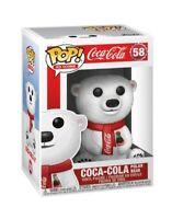 FUNKO POP VINYL AD ICONS COCA COLA POLAR BEAR now in stock