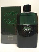 Gucci Guilty Black 3oz Eau De Toilette for Men