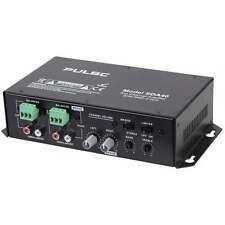 Pulse SDA40 2x20W Compact Class D Stereo Amplifier