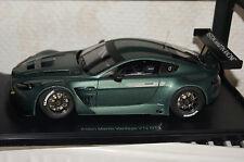 Aston Martin Vantage V12 GT3 2013 grün metallic 1:18 AUTOart neu & OVP 81306
