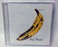 The Velvet Underground & Nico 45th Anniversary Remaster CD Sealed