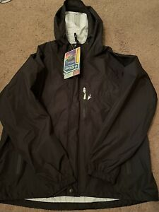 Womens Java Toad 2.5 By Frogg Toggs Rain Jacket Size XL NWT