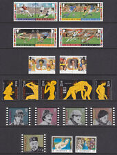 GUERNSEY 1996 COMPLETE COMMEM YEAR SET UNMOUNTED MINT