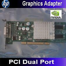 Altezza intera DUAL HP NVIDIA QUADRO NVS 280 scheda video PCI 351384-001 350970-003