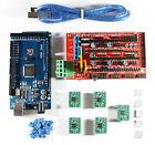 RAMPS 1.4 Set / Kit para RepRap 3d Impresión - MEGA 2560 , 5 x A4988, Cable USB