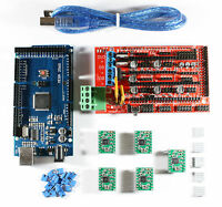 RAMPS 1.4 Set/Kit für RepRap 3D Drucker - Mega 2560, 5x A4988, USB-Kabel Arduino