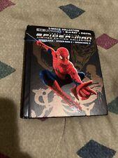 New listing Spider-Man 1, 2, 3 (4K Ultra Hd Blu-ray, 2017, Limited Edition