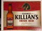 George Killian's Irish Red Beer Nostalgic Tin Metal Beer Bar Sign 13x16