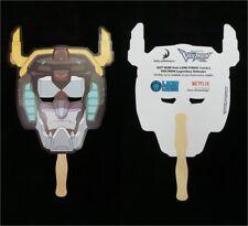 SDCC Comic Con 2016 Handout VOLTRON Paperboard Face mask