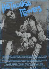 Hothouse Flowers Flyer NEC Arena, Birmingham May 1993