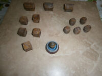 Dungeon Tiles Accessories Chests, Barrels, Crates Painted Dungeons and Dragons