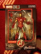 Marvel Legends The First Ten Years Iron Man Avengers Action Figure NIP Sealed