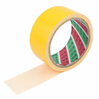 Yellow Adhesive Cloth Fabric Stick Tape 43mm for Sealing Packing