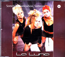 LA LUNA - SOMETIME, SOMEWHERE, SOMEONE CD SINGLE 6 TRACKS SEALED 2003 MINT RARE