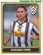 681 STEFANO FIORE ITALIA UDINESE FIGURINE STICKER CALCIO MERLIN 2000-2001