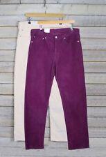 Pantalones de hombre Levi's 100% algodón