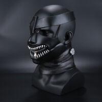 Movie Tokyo Ghoul Mask Ken Kaneki Mask Latex Cosplay Props Halloween Mask