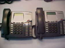 LOT OF 2 Inter-Tel 550.8520 LCD Display Business Phones 8520
