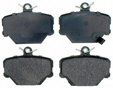 Disc Brake Pad-PG Plus Professional Grade Metallic Front fits 05-16 Smart Fortwo