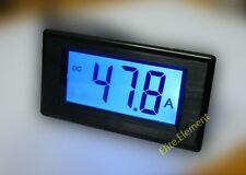 DC 0-200A Positive Negative Current Minus AMP Meter Battery Monitor Updated 12V
