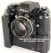 Nikon F3 Cámara SLR 35mm legendario (sin Lente) + Unidad de Motor de Nikon MD-4