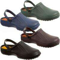 Mens Garden Hospital Nurse Eva Clogs Beach Summer Mules Pool Sandals Shoes Size