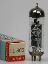 EL803 Telefunken <> Röhren / Tubes / NOS / NIB NEW