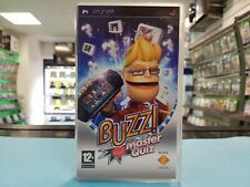 Buzz! Master Quiz (PSP) FAST & FREE Delivery