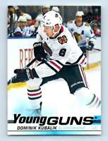 2019-20 Upper Deck Young Guns Dominik Kubalik RC #246