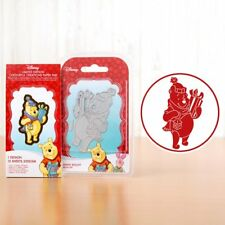 Disney Winnie The Pooh-Shine Bright edición limitada DIE & Cojín de papel