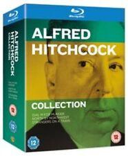 Hitchcock Boxset (Blu-ray, 2012, 3-Disc Set, Box-Set)