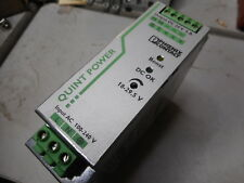 PHOENIX CONTACTS - QUINT POWER SUPPLY 24DC 5amp -- 100..240 Supply PS/1AC/24DC/5