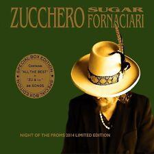 ZUCCHERO - ZU & CO-ALL THE BEST (NIGHT OF THE PROMS EDT.) 2 CD NEUF