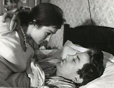 "SHIRLEY ANNE FIELD (SATURDAY NIGHT..) ALBERT FINNEY 60-YEAR-OLD ORIG. 9x7"" FOTO"