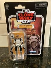Hasbro Star Wars TVC Vintage Collection Clone Commander Wolffe IN HAND VC168
