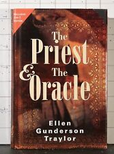 The Priest  & The Oracle   2 in 1 Edition  by  Ellen G. Taylor  1998 HC    1995