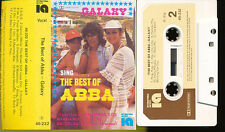 GALAXY  K7 AUDIO THE BEST OF ABBA