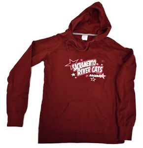 Russell Athletics Womens Sacramento River Cats Hoodie New M