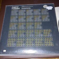 HINDEMITH/ HUMMEL/ TOMASI- Blas- ZUPFINSTRUMENTE 2 LP JUGEN MUSIZIERT F320